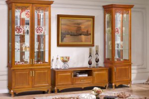 Гостиная Венеция давиль - Мебельная фабрика «Ивна»