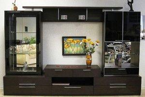 гостиная венге - Мебельная фабрика «Святогор Мебель»