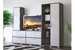 Гостиная Вернисаж - Мебельная фабрика «КамиАл»