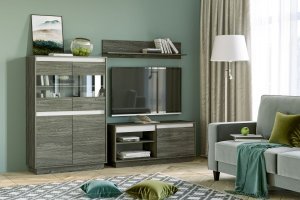 Гостиная VIRGINIA - Мебельная фабрика «Сильва»