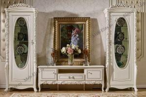 Гостиная Виттория жемчуг - Импортёр мебели «MEB-ELITE (Китай)»
