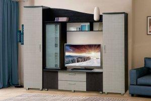 Гостиная ВОЛНА NEW - Мебельная фабрика «Виктория»
