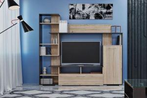 Гостиная Юнит-2 - Мебельная фабрика «АСМ-модуль»