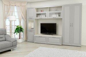 Гостиная модульная Жаклин - Мебельная фабрика «Гайвамебель»