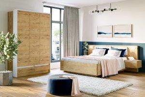 Готовое решение для спальни VIRGINIA - Мебельная фабрика «Сильва»