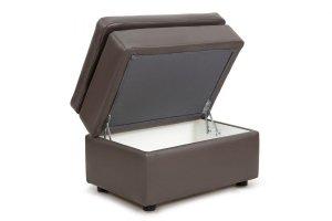 Пуф с бельевым ящиком Говард - Мебельная фабрика «Джениуспарк»