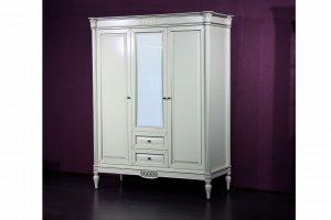 Шкаф трехдверный Грация 58 - Мебельная фабрика «Юта»