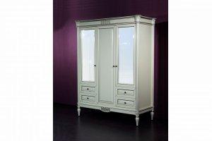 Шкаф трехдверный с зеркалами Грация 58А - Мебельная фабрика «Юта»