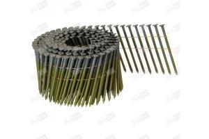Гвоздь барабанный 31/90 кольцевая накатка - Оптовый поставщик комплектующих «Forest»