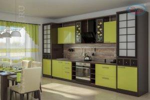 Кухонный гарнитур Хоккайдо - Мебельная фабрика «Экспо-мебель»