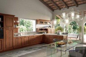 Хорошая Винтажная кухня - Мебельная фабрика «ДиВа мебель»