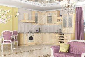 Идеальная кухня Айвори - Мебельная фабрика «Кухонный двор»