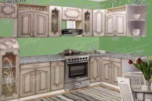 Кухонный гарнитур Иден-2 - Мебельная фабрика «Дара»