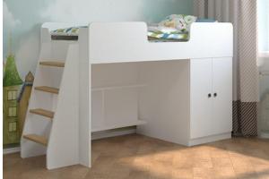 Игровая кровать Белая - Мебельная фабрика «Мебель Мечты»