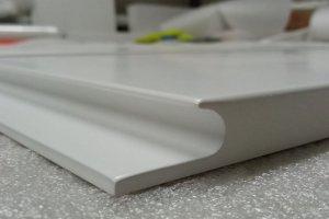 Фасад с интегрированной ручкой - Оптовый поставщик комплектующих «Опыт Плюс»