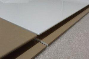 Фасад с интегрированной контрастной ручкой - Оптовый поставщик комплектующих «Опыт Плюс»