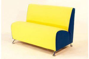 Диван Интер 2х местный - Мебельная фабрика «Олимп»