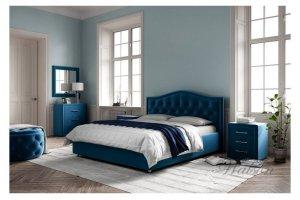 Интерьерная кровать Carolina - Мебельная фабрика «Walson»