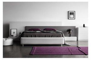 Интерьерная кровать массив Bosforus - Мебельная фабрика «Walson»