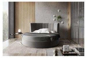 Интерьерная круглая кровать Winona Maxi - Мебельная фабрика «Walson»