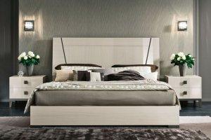 Итальянская спальня MONT BLANC - Импортёр мебели «Kler»