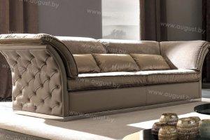 Итальянский диван AS-0004 - Мебельная фабрика «Август»