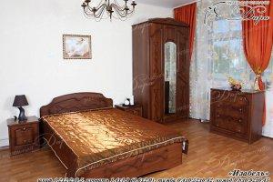 Спальный гарнитур Изабель - Мебельная фабрика «Дара»