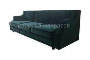 Изумрудный диван Бруно - Мебельная фабрика «Аккорд»
