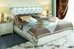 Изящная кровать Виконт - Мебельная фабрика «Деликат»