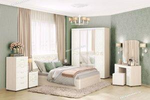 Изысканная классическая спальня Тиффани - Мебельная фабрика «Витра»