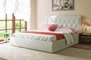 Изысканная кровать Тиффани - Мебельная фабрика «Нижегородмебель и К (НиК)»