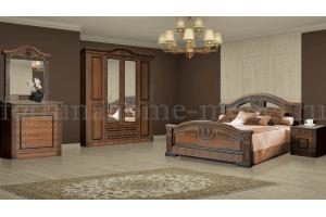 Изысканная мебель для спальни Kleopatra - Мебельная фабрика «Fortuna Home»