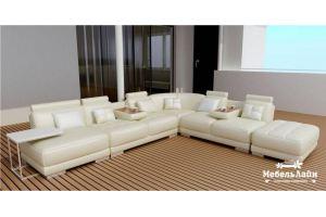 изысканная мягкая зона с глубокими, мягкими сидениями Ларк - Мебельная фабрика «МебельЛайн»