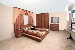 Изысканная спальня Атланта - Мебельная фабрика «СКБ»