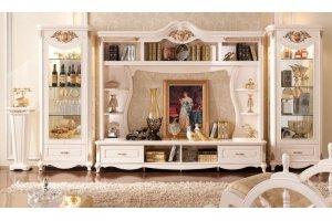 Изысканная стенка Джиада - Импортёр мебели «Эспаньола (Китай)»
