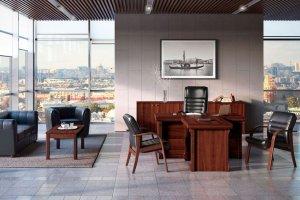 Кабинет для руководителя Bern - Мебельная фабрика «Кухни MIXX»