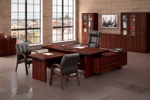 Кабинет для руководителя Capital - Мебельная фабрика «Кухни MIXX»