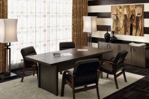 Кабинет для руководителя Chicago - Мебельная фабрика «Кухни MIXX»
