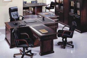 Кабинет для руководителя Ministry - Мебельная фабрика «Кухни MIXX»