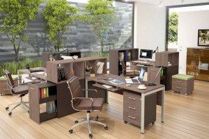 Кабинет ЛДСП - Мебельная фабрика «Универсал Мебель»