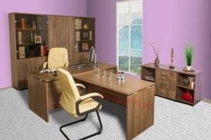 Кабинет ЛДСП Антарес - Мебельная фабрика «Багратион»