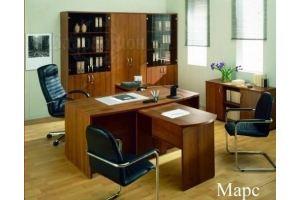 Кабинет ЛДСП Марс - Мебельная фабрика «Багратион»
