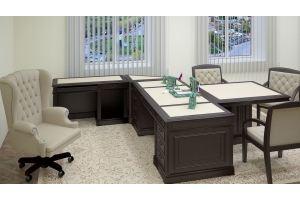 Кабинет Мономах 3 - Мебельная фабрика «Грин Лайн Мебель»
