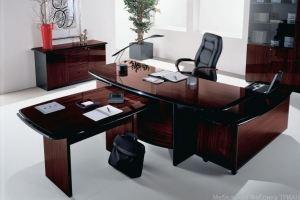 Кабинет руководителя 1 - Мебельная фабрика «Триана»