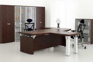 Кабинет руководителя 11 - Мебельная фабрика «Триана»