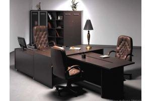 Кабинет руководителя 17 - Мебельная фабрика «Триана»