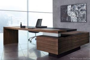 Кабинет руководителя 18 - Мебельная фабрика «Триана»