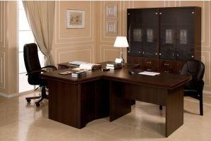 Кабинет руководителя 1Д - Мебельная фабрика «Уфамебель»