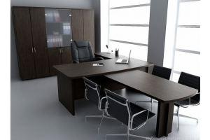 Кабинет руководителя 5 - Мебельная фабрика «Триана»