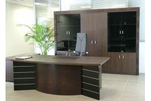 Кабинет руководителя 6 - Мебельная фабрика «Триана»